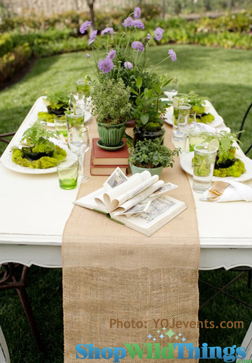 Wedding Reception Table Decorations: Vases, Candles