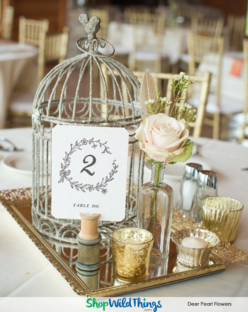 BLOG! Wedding Table Decorations : Top 3 Secrets for Great Tables