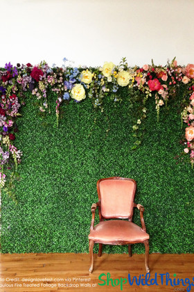 Greenery Wall Panels