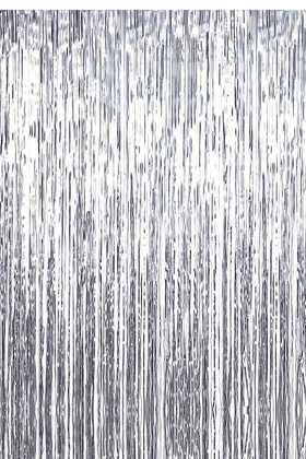 Metallic Foil Curtains