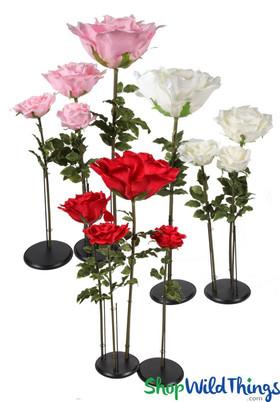 Large Flowers