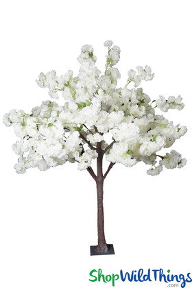 White Beautiful Fluffy Flowering Dogwood Tree Events Wedding Parties ShopWildThings.com #167079