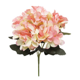 Artificial Hydrangea  Flower Bouquet | Pink Sprays for  Event Centerpieces  | ShopWildThings.com