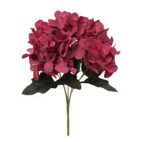 Faux Silk Flowers | Hydrangea Bouquet | Flower Sprays for Centerpieces | ShopWildThings.com