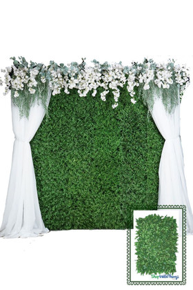 Greenery Wall Kit, Boxwood Panels | ShopWildThings.com