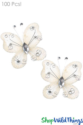 Bulk Butterflies for Projects | ShopWildThings.com