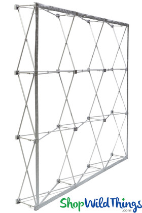 Expanding Collapsing Giant Backdrop Wall Stand Portable ShopWildThings.com