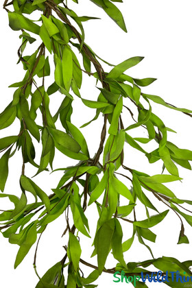 Greenery Eucalyptus Garland Artificial Bendable ShopWildThings