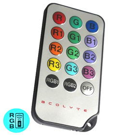 Acolyte Remote Control for LED Lighting - RGB Color Changing