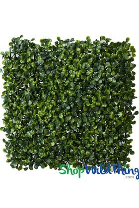 Greenery Boxwood Panels | Artificial Green Walls | ShopWildThings.com