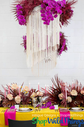 String Columns ShopWildThings Intrigue Designs