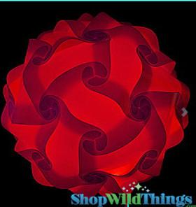 """BOGO Jigsaw Light Kit -Extra Extra Large 20.25""""  (52cm) - Red"""
