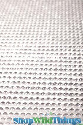 BOGO Acrylic Rhinestone Sticker Strips - Extra Small- 3mm - 1053 pcs!