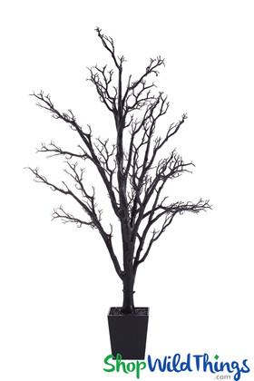 Black Manzanita Tree in Potted Base ShopWildThings.com