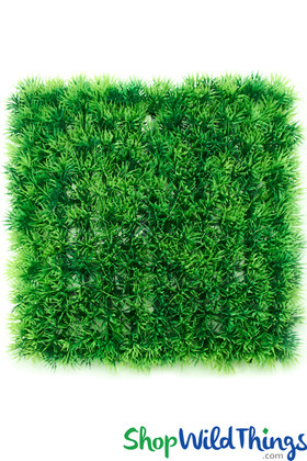 "Grassy Green Landscape Wall Mat 10"" Square"