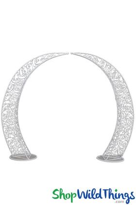 Half Moon Wedding Arch | ShopWildThings.com