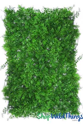 Greenery Wall Backdrop Lush Plant Wall Panels ShopWildThings.com