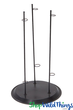 Oversized Metal Stand for Roses Holder for Standing Roses