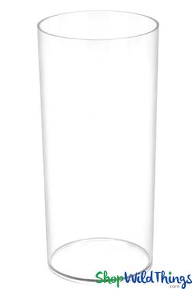 Vase - Acrylic Cylinder 7in x 19 3/4in