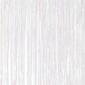 White Iridescent Fringe Curtain backdrop Party prop cheap wall decoration shopwildthings