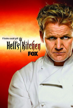 Hell's Kitchen Set Decor