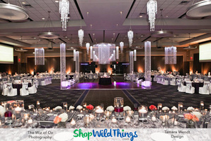 Sparkling Accessories Light Nighttime Receptions