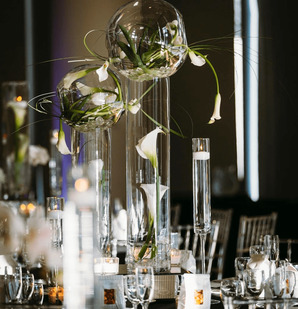 Creating Deceptively Affordable Centerpieces