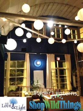 Paper Lanterns In Home & Commercial Use