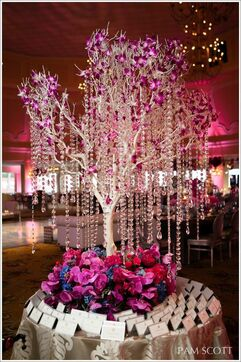 Wedding Tree Decorating (easier than you think!)