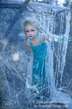 "Disney's ""Frozen"" Inspired Photo Shoot By Embree"
