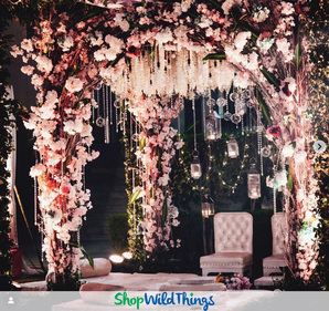 Bring the Outdoors Into Weddings and Receptions