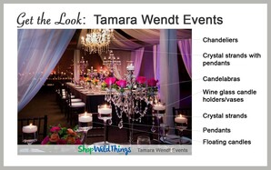 Get The Signature Tamara Wendt Events Design Look