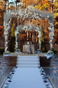 Inspiring, Luxury At Home Wedding by Colin Cowie