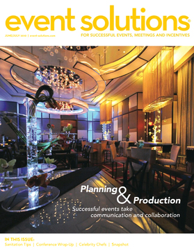 Event Solutions Magazine Featuring ShopWildThings