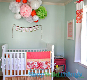 Divine Nursery Design|A Little Girl's Room With Ro
