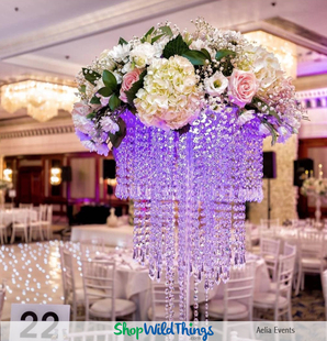 Mesmerizing Yet Simple Event Centerpieces