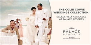 Colin Cowie Weddings Collection @ Palace Resorts