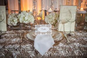 Fresh Affairs Luxe Tabletop Wedding Designs