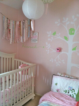 Delightful & Creative Ideas for Nursery Decor