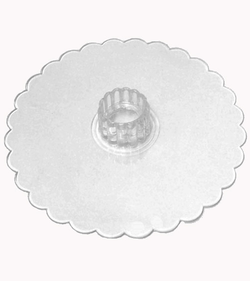 """Create Your Cake Stand - 6"""" Acrylic PLATE"""