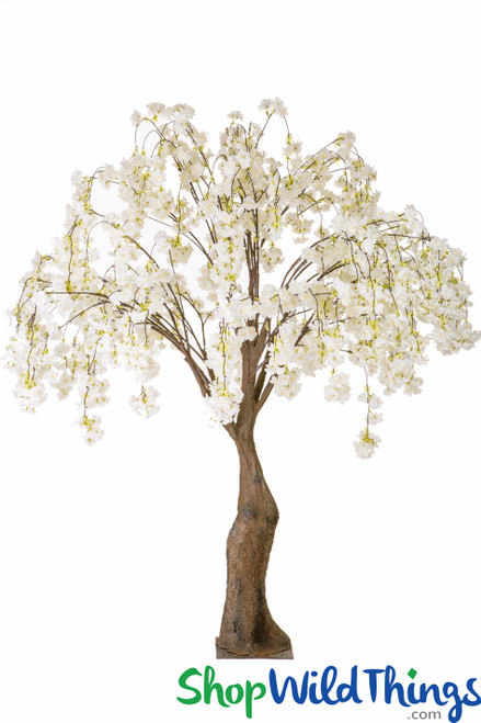 Artificial Floral Cherry Blossom Tree Arching Say Yes to the Dress ShopWildThings BeEvents TLC Wedding Trees