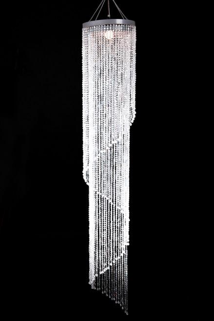 Chandelier Celebration Chelsea - Crystal Iridescent - 6 ft
