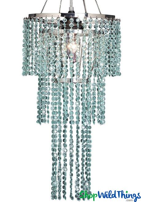 Chandelier - Diamonds of the Sea - Mint Green