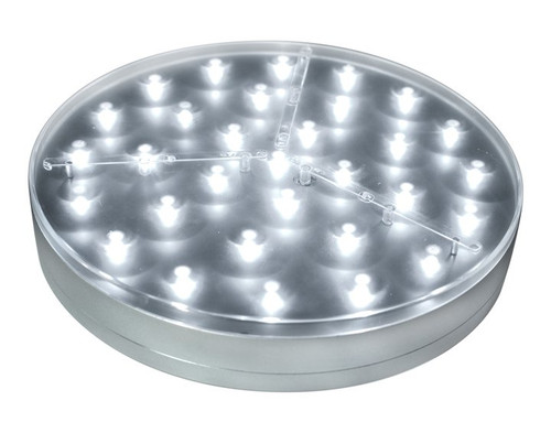 """Acolyte E-Maxi Illuminator 8""""  LED Light Disc by Acolyte - Centerpiece Lighting"""