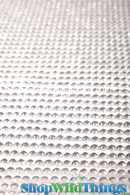 Acrylic Rhinestone Sticker Strips - Extra Small- 3mm - 1053 pcs!
