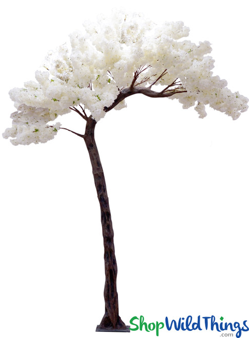 Artificial Floral Tree Dogwood Arching Say Yes to the Dress ShopWildThings BeEvents TLC Wedding Trees