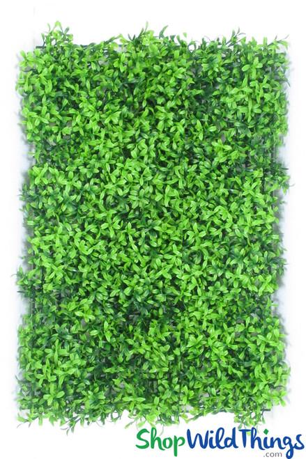 """Artificial Greenery Littleleaf Boxwood Wall Mat - 24"""" x 16"""""""