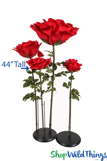 Huge Artificial Roses Event Flowers - ShopWildthings