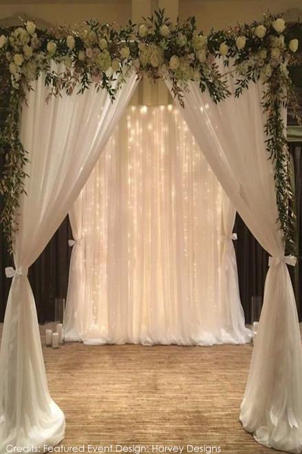 "Wedding & Event Canopy Structure ""Vanguard"" - Adjustable"