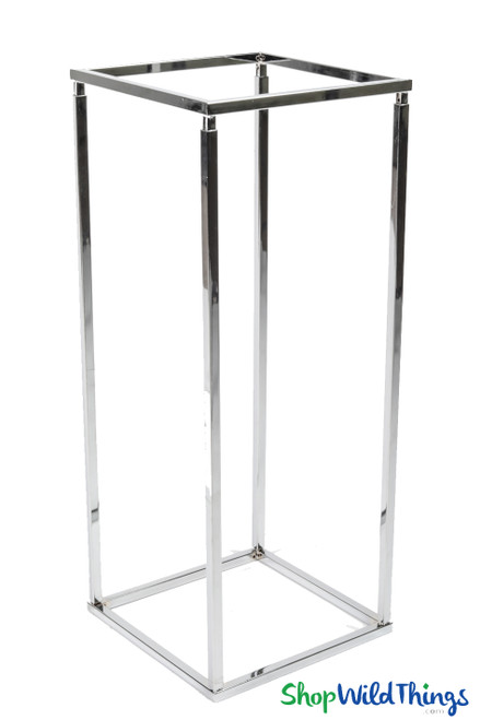 Silver Harlow Stands - ShopWildThings.com